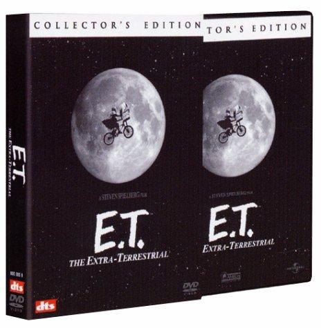 E.T. ― コレクターズ・エディション [DVD]