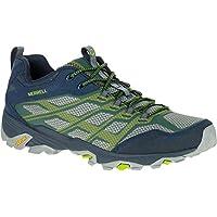 Merrell Moab FST Mens Shoes (Navy/Green)