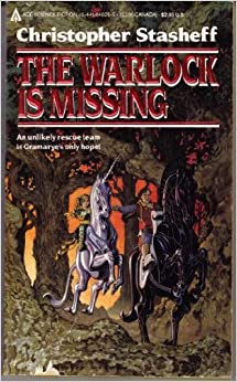 The Warlock Is Missing by Christopher Stasheff