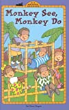 Monkey See, Monkey Do GB (All Aboard Reading) (0448424142) by Regan, Dana