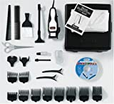 Wahl 79524 24-Piece Deluxe Hair Clipper Kit