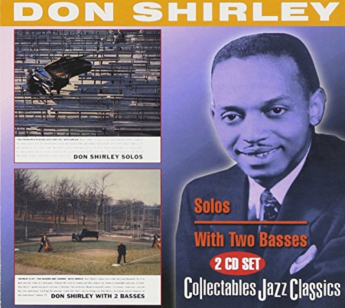 CD : Don Shirley - Solos (CD)