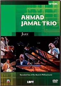 Ahmad Jamal Trio - Recorded live at the Munich Philharmonie