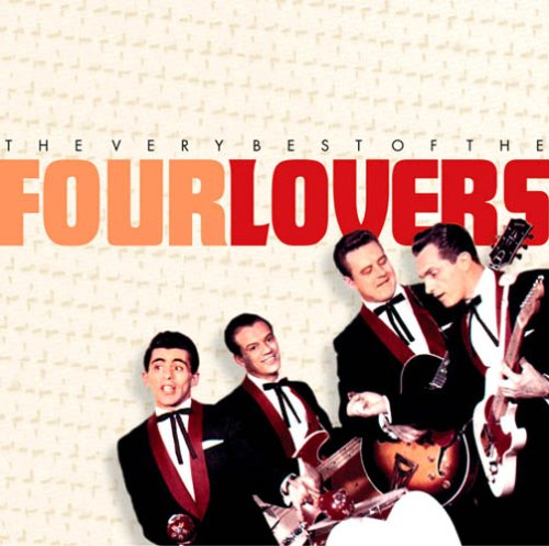 CD : FOUR LOVERS - Very Best Of