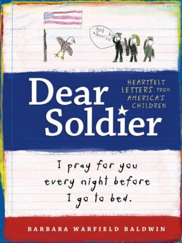 To my dear soldier