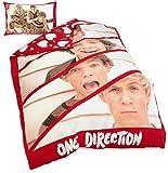 One Direction Bettwäsche Wendebettwäsche 135x200 Boyfriend