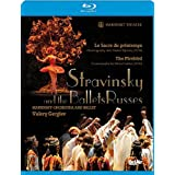 Stravinsky and the Ballets Russes: The Firebird and The Rite of Spring [Blu-ray] [2009][Region Free]by Stravinsky