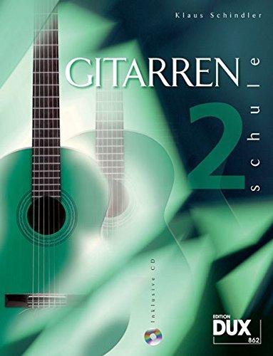 gitarrenschule-band-2-inkl-cd