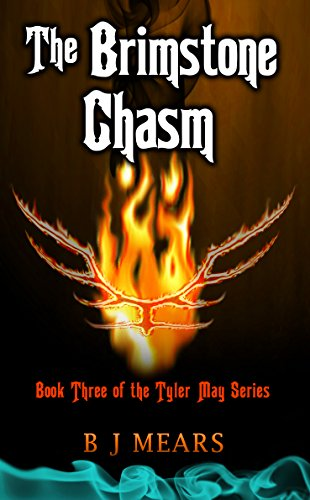 Book: The Brimstone Chasm - Book Three of the Tyler May series by B. J. Mears