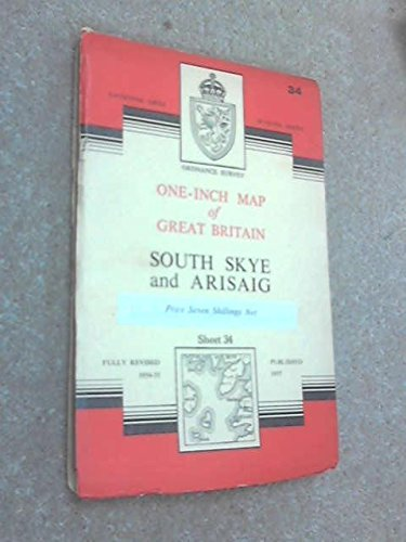 south-skye-and-arisaig-one-inch-map-of-great-britain-sheet-34-cloth-national-grid