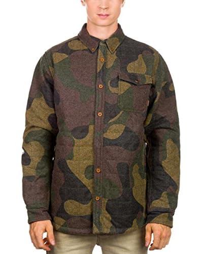 Burton Jacke Mystic Mountain camouflage