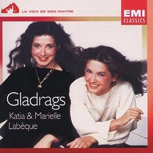 Gladrags - Pièces de Scott Joplin, George Gershwin, Bill Mayerl...