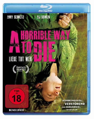 A Horrible Way To Die - Liebe tut weh [Blu-ray]