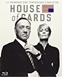 house of cards temporadas pack 1 y 2 bd Blu-ray España
