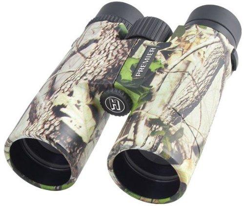 Hawke Sport Optics Premier Water Resistant 10X42 Binocular, Camo Ha3741