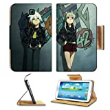 Soul Eater Character Art Samsung Galaxy Tab 3 7.0 Flip Case Stand Magnetic Cover Open Ports Customized Made to... by Liil Galaxy Tab 7.0