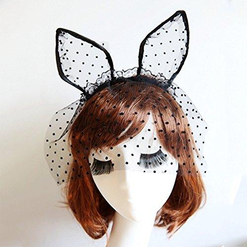 spritech-tm-de-las-mujeres-ninas-moda-encaje-orejas-de-conejo-banda-de-pelo-orejas-de-conejo-banda-p