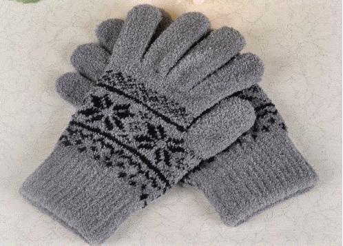 スマホ タッチパネル対応グローブ    Touch Screen Glove[TG005] (ダークグレー)