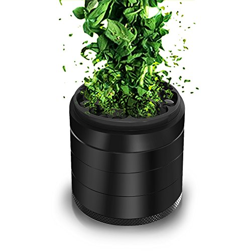 Sahara-Sailor-5-Piece-Zinc-Weed-Grinder-with-Pollen-Catcher-Black