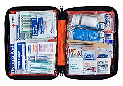 Tactical First Aid Kit: First Aid Only Outdoor First Aid Kit by First Aid Only