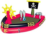 Color Baby Piscina Juegos Piratas 190 L