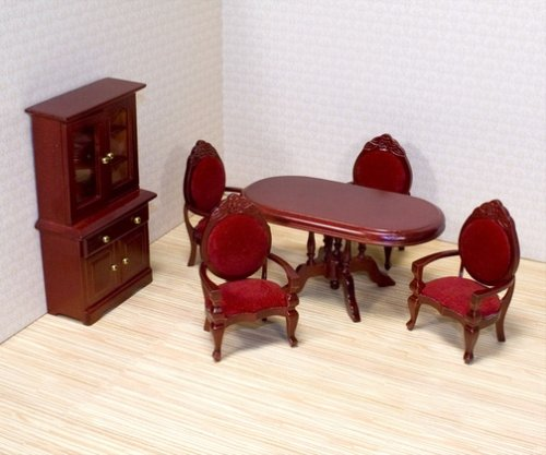 Victorian Dining Room Furniture Set - Buy Victorian Dining Room Furniture Set - Purchase Victorian Dining Room Furniture Set (Melissa & Doug, Toys & Games,Categories)