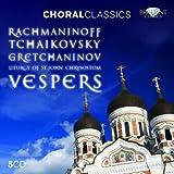 Choral Classics: Vespers & Liturgy