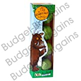 The Gruffalo Apple Scented Bath Fizzers - 4 Pack