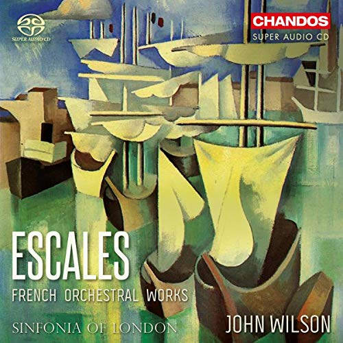 SACD : SINFONIA OF LONDON - French Orchestral Works