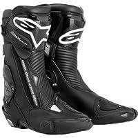 Alpinestars S-MX Plus 2012 Gore-Tex Racing Boots Black 40 by Alpinestars