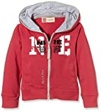 Neck & Neck - Jersey para niña, color rojo (red 40), talla 6A