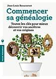 COMMENCER SA GENEALOGIE