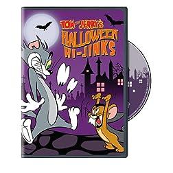 Tom and Jerry's Halloween Hi-jinks