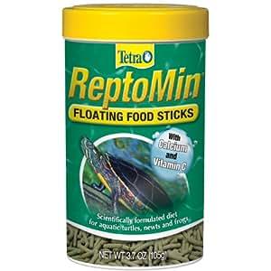 Tetra 29254 ReptoMin Floating Food Sticks, 3.7-Ounce, 375 ml