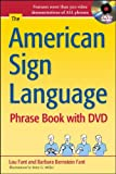 The American Sign Language Phrase Book with DVD