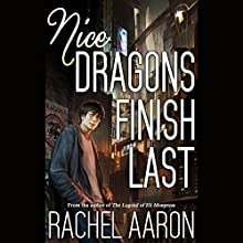 Nice Dragons Finish Last: Heartstrikers, Book 1 (       UNABRIDGED) by Rachel Aaron Narrated by Vikas Adam