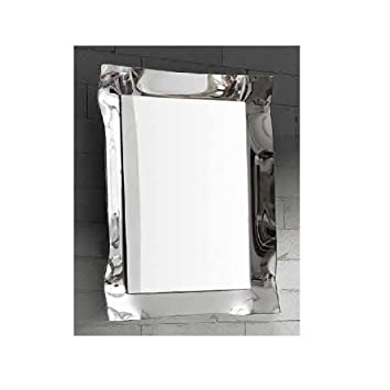 Rectangular Framed mirror, Contemporary Style - Dim. 70 x 90