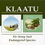 Klaatu - Siry Army Suit / Endangered Species by BGO (2006-02-13)