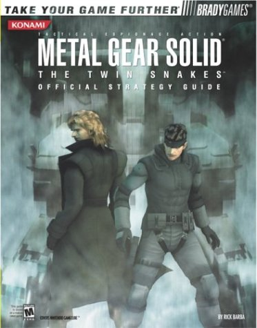 Metal Gear Solid®: The Twin Snakes Official Strategy Guide (Offre de thebookcommunity_fr)