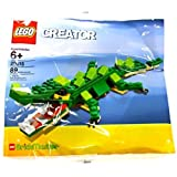 LEGO Creator BrickMaster Exclusive Mini Building Set #20015 Crocodile Bagged