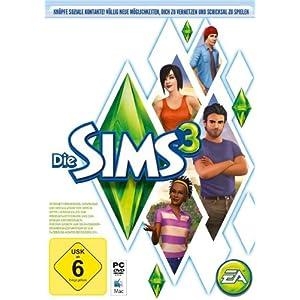 amazon Game der Woche: Die Sims 3 (PC/Mac) für nur 25,97€ inkl. Versand!
