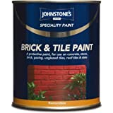 Johnstones Specialty Brick and Tile Paint 750ml