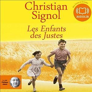 Les Enfants des Justes | Livre audio