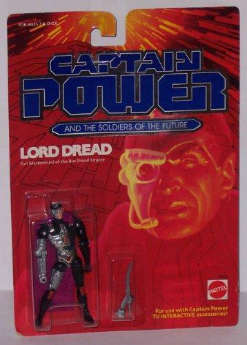 Picture of Mattel Captain Power LORD DREAD Action Figure (B003L8121E) (Mattel Action Figures)