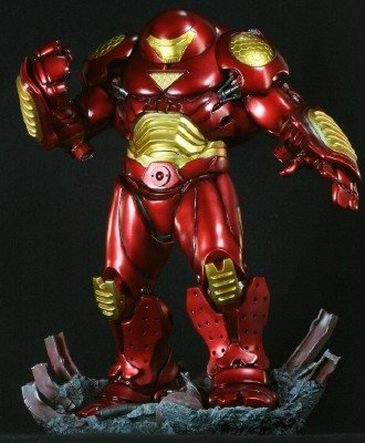 Picture of Bowen Hulkbuster Iron Man Statue by Bowen Designs Figure (B002IUJNBM) (Iron Man Action Figures)