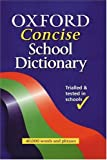 Oxford Concise School Dictionary (0199109087) by Allen, Robert