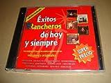 Exitos Rancheros De Hoy Y Siempre (Audio Cd 2005)