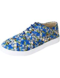 Tryfeet Women's Canvas Sneakers - B01LZNTZ69