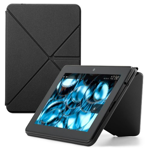 Amazon Kindle Fire HDX Standing Polyurethane Origami Case (will only fit Kindle Fire HDX 7