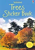 img - for Trees Sticker Book (Usborne Spotter's Sticker Guides) book / textbook / text book